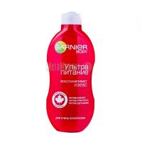 Молочко для тіла Garnier Body Ультра Живлення, 250 мл