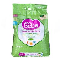 Порошок пральний Bebe Teo 2в1 2,4кг х6