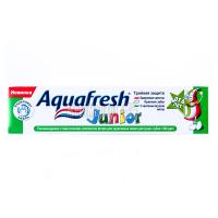 Зубна паста Aquafresh Junior дитяча 50мл
