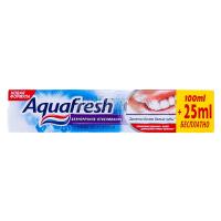 Зубна паста Aquafresh Бездоганна білизна 125 мл х6