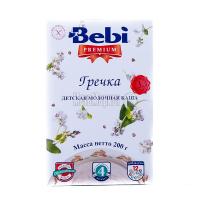 Каша Bebi Premium молочна Гречка 200г