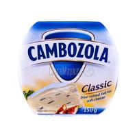 Сир Cambozola original  70% 150г х32