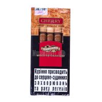 Сигарилли Handelsgold Wood Tip-Cigar Cherry 5шт