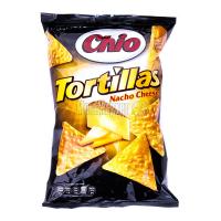 Чіпси Chio Tortillas зі смаком сиру 125г х18