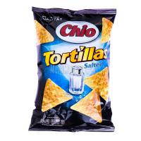 Чіпси Chio Tortillas солоні 125г х18
