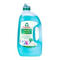 Рідкий засіб для прання кольорових речей Frosch, 5 л