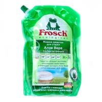 Засіб Frosch для прання Алое Вера рідкий 2л х6