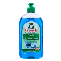 Засіб Frosch бальзам-концентрат для посуду Сода 500мл