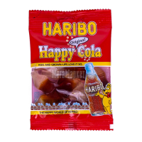 Цукерки Haribo Happy-Cola 45г х24