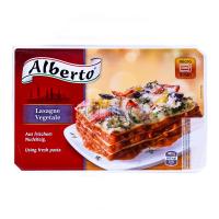 Піца Alberto Лазанья з овочами й сиром 400г х5
