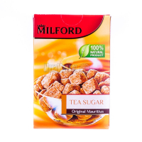 Цукор Milford коричневий тростинний 300г х20