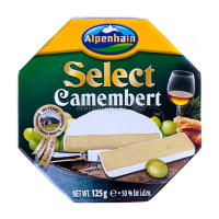 Сир Alpenhein Select Camembert 50% 125г
