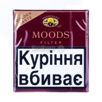 Сигари Moods Golden taste 10шт