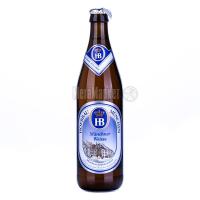 Пиво Hofbrau Munchen Weisse 0,5л