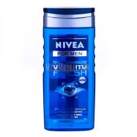 Гель Nivea for men для душу Пробуджуючий 250мл