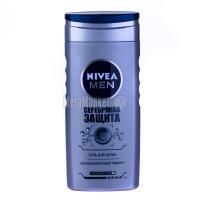Гель Nivea для душу Срібний захист 250мл