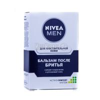 Бальзам після гоління для чутливої шкіри обличчя Nivea Men, 100 мл