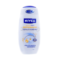Гель Nivea для душу Розкішний дотик 250мл х6