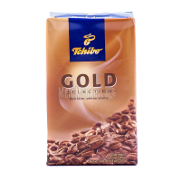 Кава Tchibo Gold Selection смажена мелена 250г