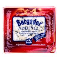 Сир Bergader Edelpilz 50% 100г
