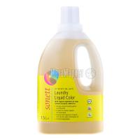 Органічний концентрований засіб для прання кольорових речей Sonet, 1,5 л