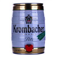 Пиво Krombacher з/б 5л