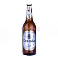 Пиво Krombacher світле с/б 0,66л