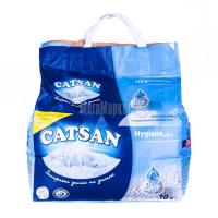 Наповнювач для котів Catsan 10л х6