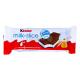 Тістечко Kinder Milk-Slise бісквітне з молочною начинкою 28г