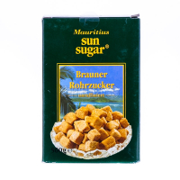 Цукор Mauritius Sun sugar коричневий 500г