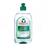 Засіб Frosch для посуду з алое Вера 500мл