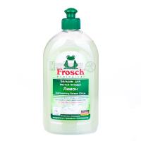 Засіб Frosch для посуду бальзам з лимоном 500мл