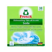 Таблетки Frosch для посудомийних машин 30шт*600гр х6