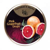 Льодяники Cavendish&Harvey грейпфрут 200г ж/б х10