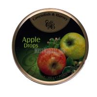 Льодяники Cavendish&Harvey яблуко 200г ж/б х10