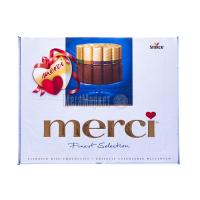 Цукерки Merci Finest Selection 250г х10