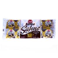Вершки Zolt Kaffee Sahne до кави 10% порційні 10г*10шт. х10