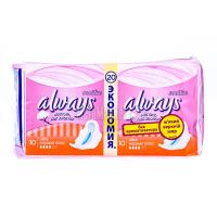 Гігієнічні прокладки Always Sensitive Ultra Normal Plus, 20 шт.