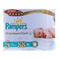 Підгузники Pampers Premium Care Junior 11-25кг 88шт х6
