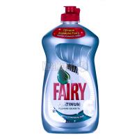 """Рідкий засіб для миття посуду Fairy Platinum """"Крижана свіжість"""", 480 мл"""