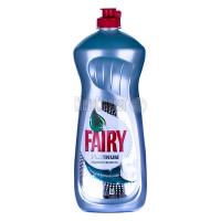 """Рідкий засіб для миття посуду Fairy Platinum """"Крижана свіжість"""", 960 мл"""
