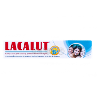 Зубна паста дитяча 8+ Lacalut, 50 мл