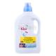 """Органічний рідкий засіб для прання Klar Мильний горіх """"Без запаху"""", 1,5 л"""