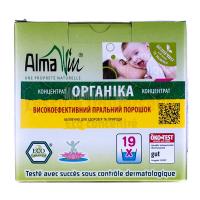 Пральний порошок органічний концентрований Almawin Automat, 1,08 кг