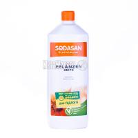 Рідкий органічний для підлоги засіб Sodasan, 1 л