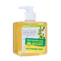Мило органічне рідке Sodasan Cosmetics Citrus & Olive, 300 мл