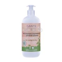 Біо-шампунь відновлюючий для всієї родини Sante BIO Family Гінкго та олива, 500 мл