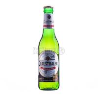 Пиво Clausthaler Classic б/а с/б 0,33л