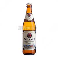 Пиво Paulaner Original Munchner с/б 0,5л