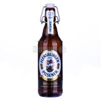 Пиво Flensburger Pilsener с/б 0,5л